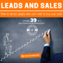Artwork for #39: LEADS AND SALES - Daily Mentoring w/ Trevor Crane #greatnessquest