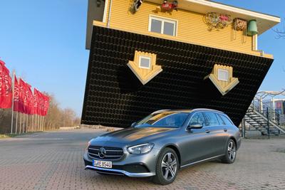 Mercedes-Benz T-Modell 400d 4-Matic