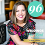 Artwork for 96: Top 5 Reasons You SHOULD Be Working More Corporate Events, with Roar Events' Caryl Lyons