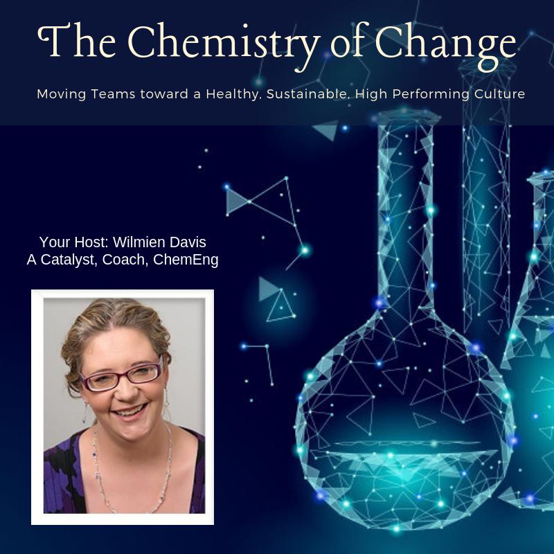 Chemistry of Change show art