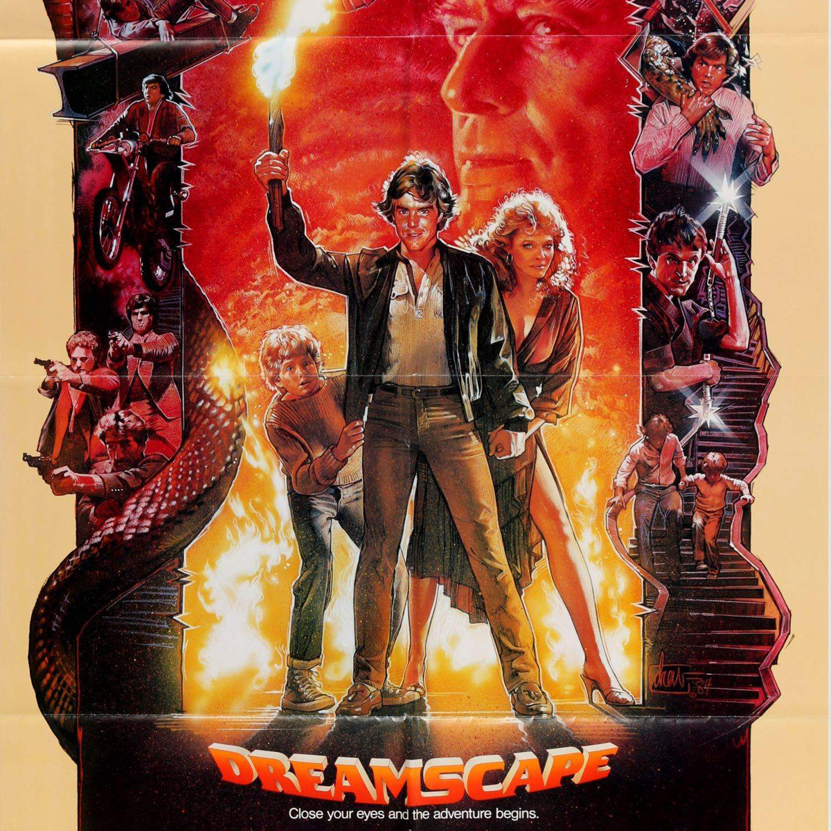 ISTYA Dreamscape 1984 review