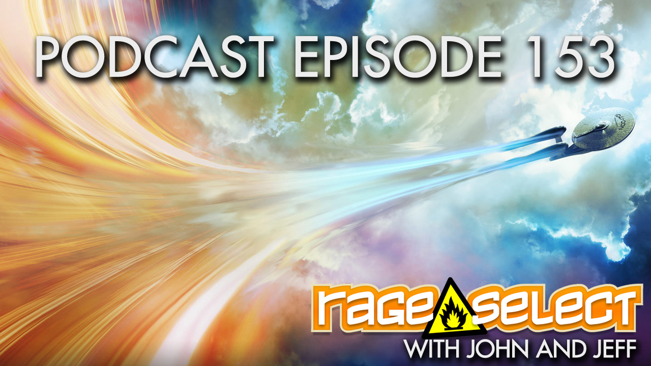 Rage Select Podcast Episode 153 - John and Jeff Answer Your Questions!