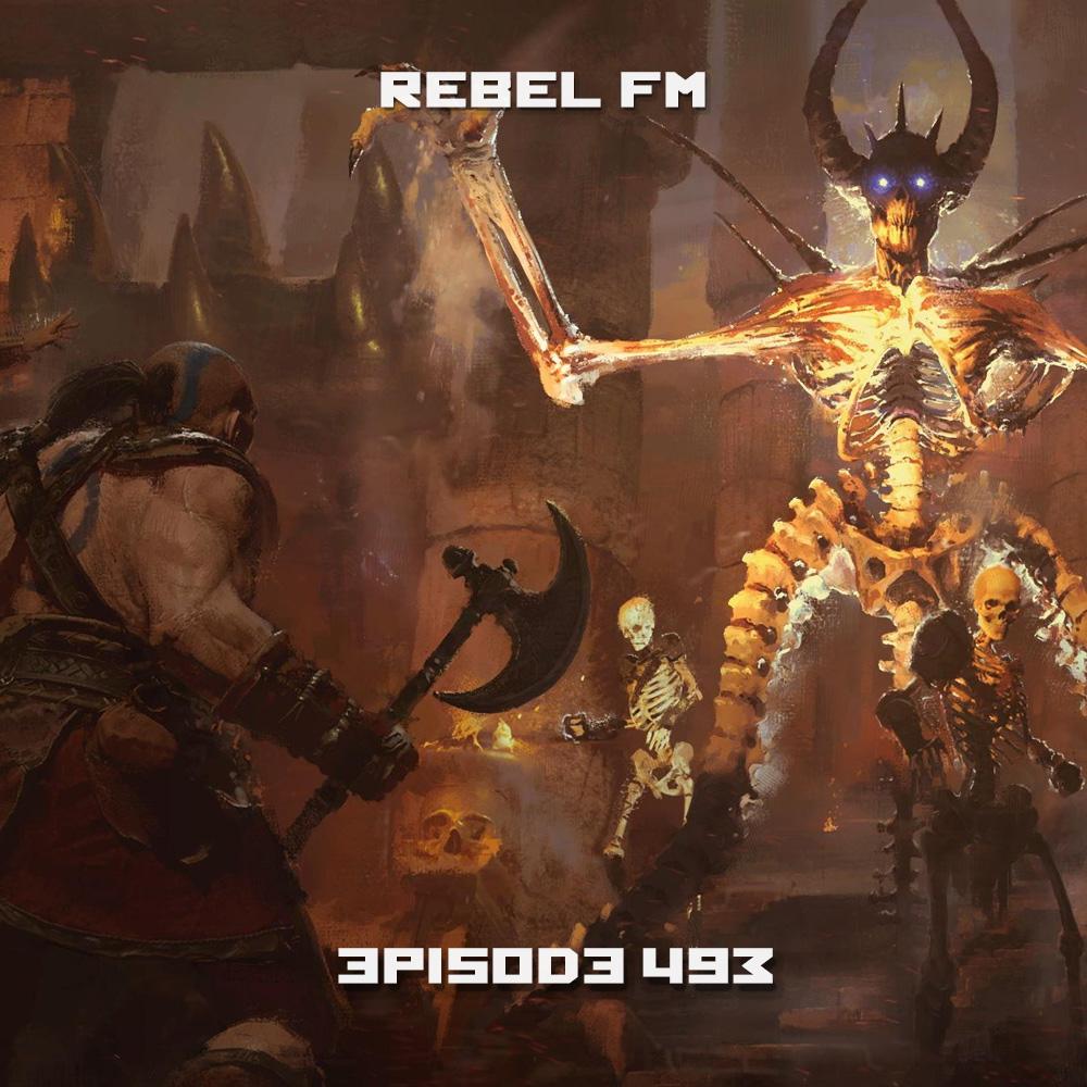 Rebel FM Episode 493 - 04/09/2021