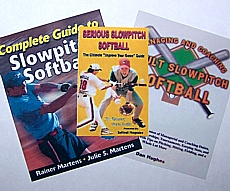 103-120809 In the Softball Corner - Modern Adult Slowpitch Books