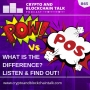 Artwork for POW vs POS - What is the difference and Why should I care? #65