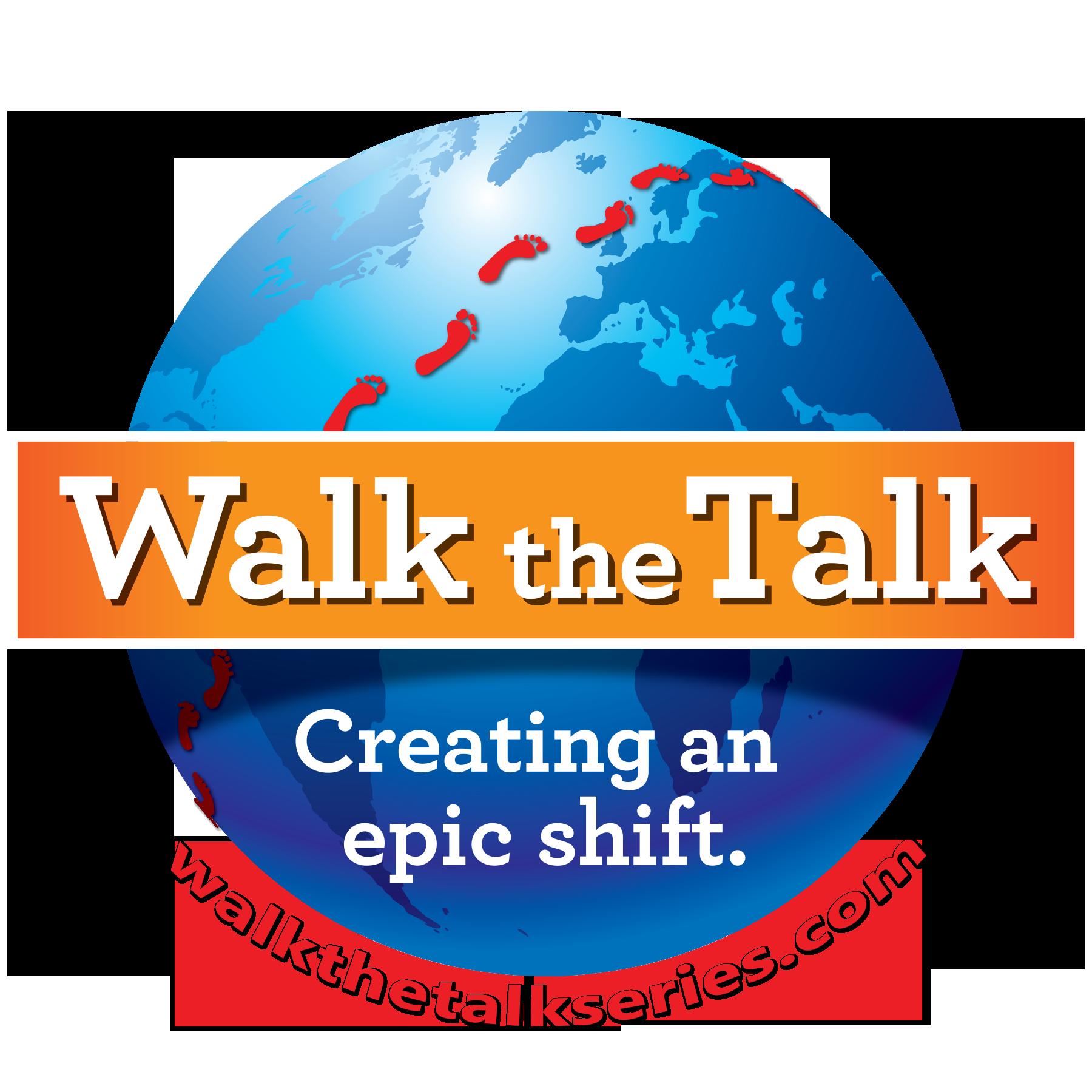 walkthetalkseries's podcast show art