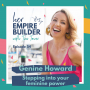 Artwork for Stepping into your feminine power with Genine Howard