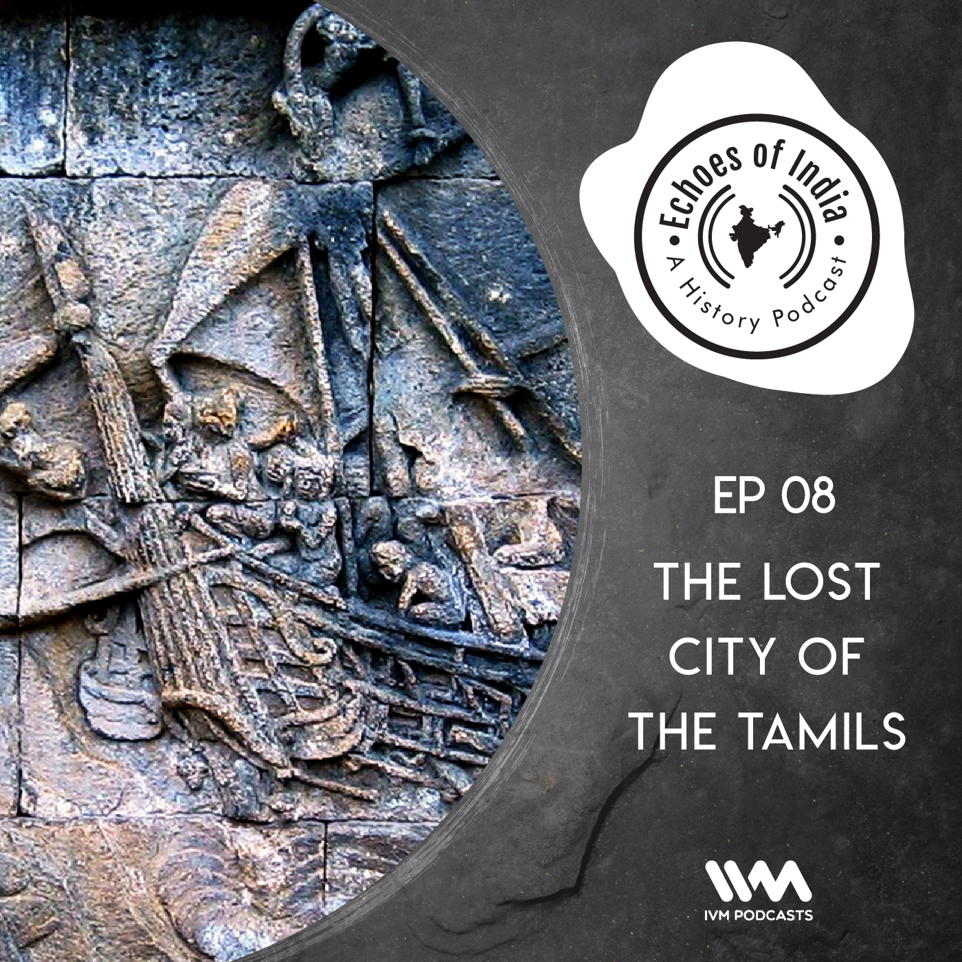Ep. 08: The Lost City of the Tamils