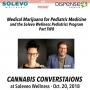 Artwork for Medical Marijuana and Pediatric Medicine - Part TWO