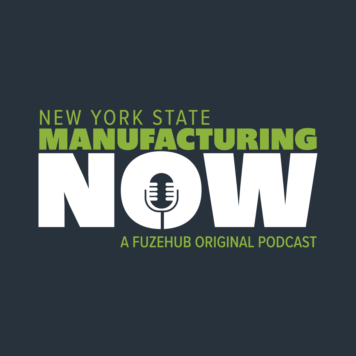 NYS Manufacturing Now show art