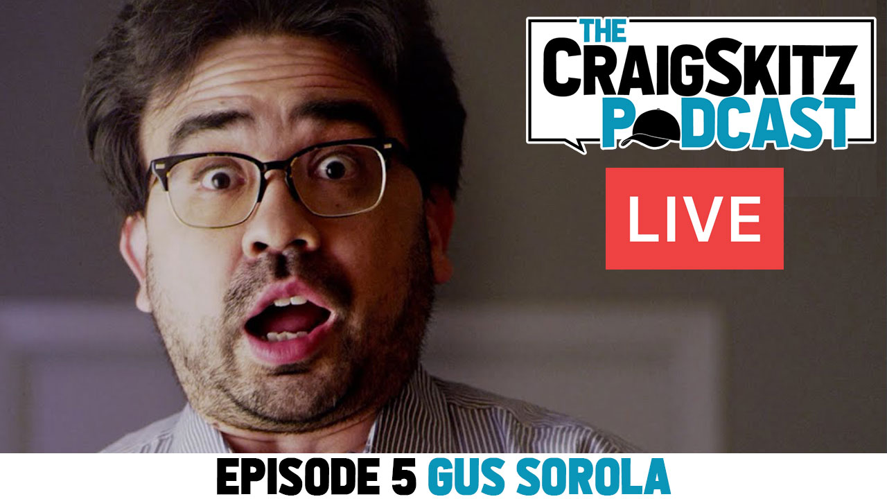 BONUS Episode - Gus Sorola of Rooster Teeth
