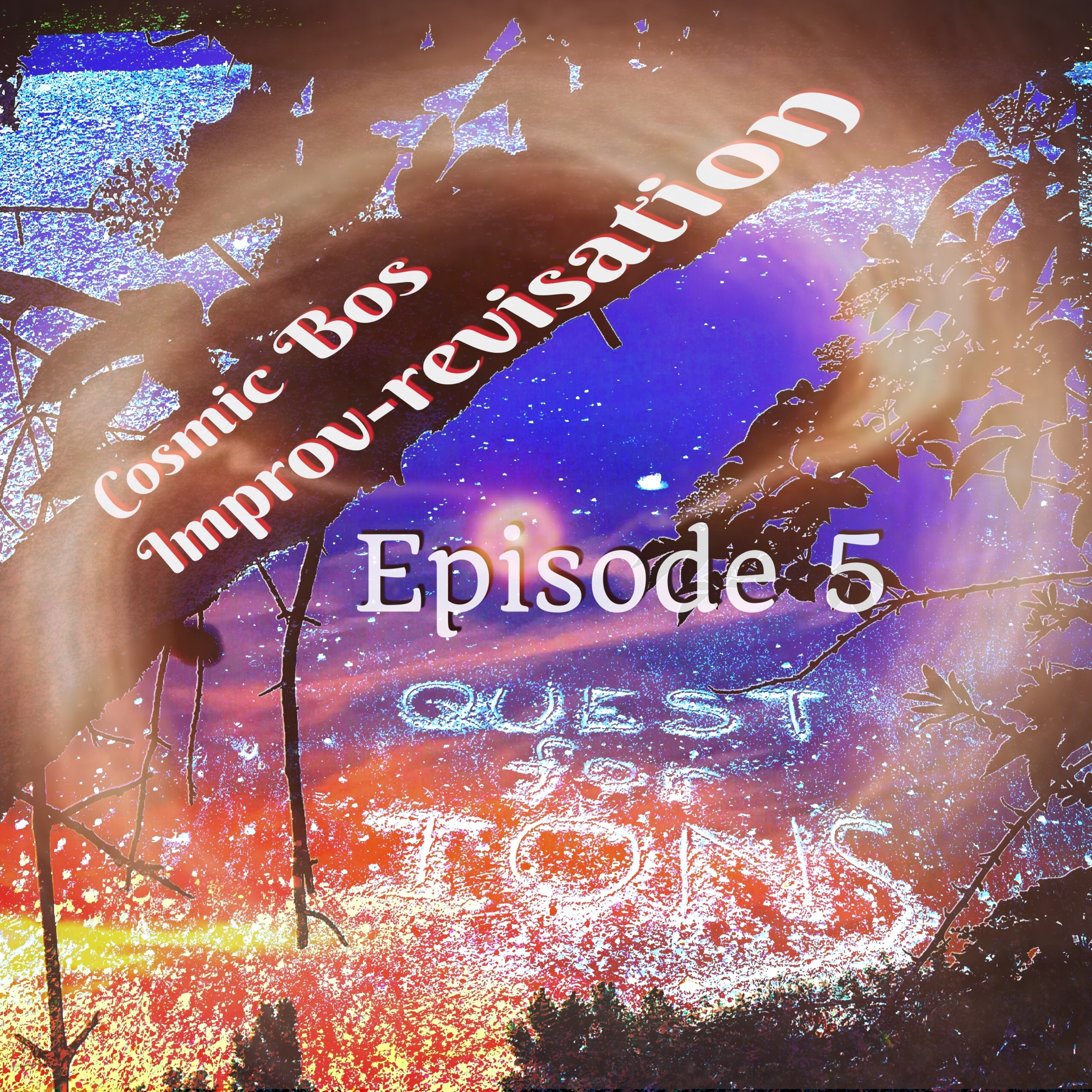 Episode 5: Quest for ions