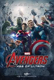 The Marvel vs DC movie mash-up- 'Avengers Age of Ultron'