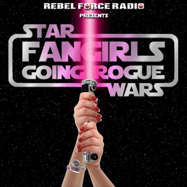 Artwork for Fangirls Going Rogue Episode 17 with Jennifer Landa