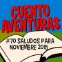 Artwork for #70 Saludos para Noviembre 2015