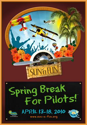 Sun 'n Fun, An Amazing World of Aviation!