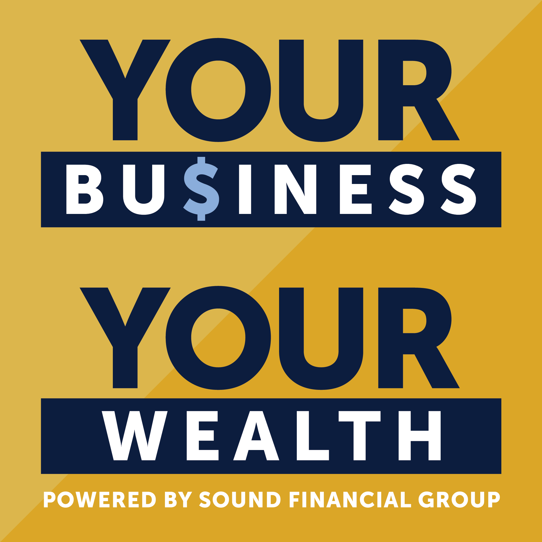 Your Business Your Wealth show art