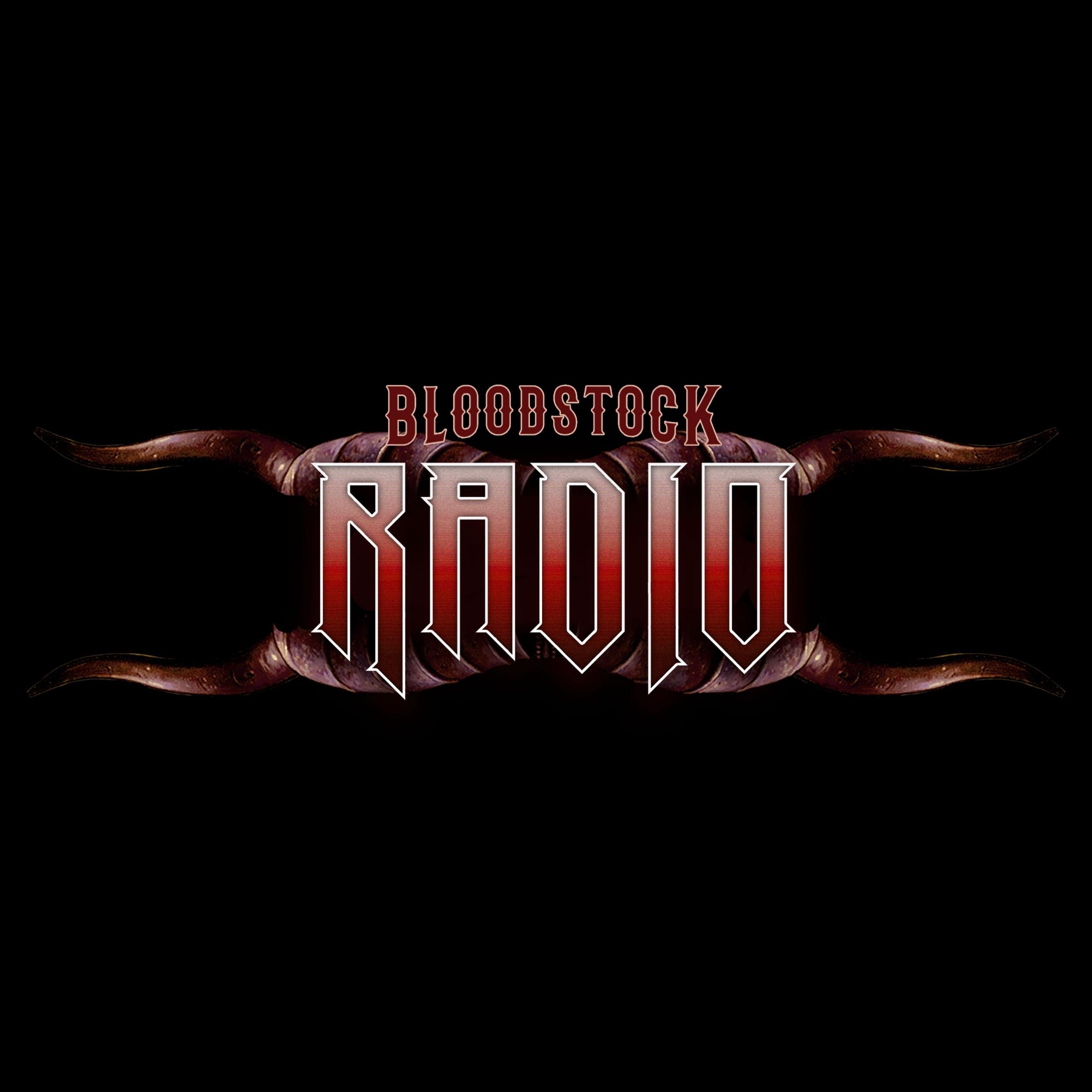Bloodstock Radio show art