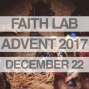 Artwork for Advent Devotional December 22, 2017