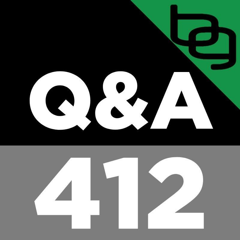 Q&A 412: Is Cholesterol In Coffee Bad (& How To Make Your Coffee As Healthy As Possible), What To Do About Low Progesterone, Carbs Impact On Your Immune System & Much More!