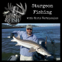 Artwork for EP19 Sturgeon Fishing with Chris Vertopoulos