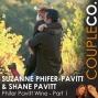 Artwork for Date Night In Napa: Shane Pavitt & Suzanne Phifer-Pavitt of Phifer Pavitt Wine, Part 1