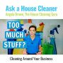 Artwork for Can't Clean Because of Too Much Stuff (House Cleaning)