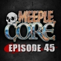 Artwork for MeepleCore Podcast Episode 45 - Tabletop Simulator and digital board games, board game color palettes, random questions galore!