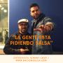 """Artwork for """"La gente esta pidiendo salsa"""" Entrevista Johnny Love"""