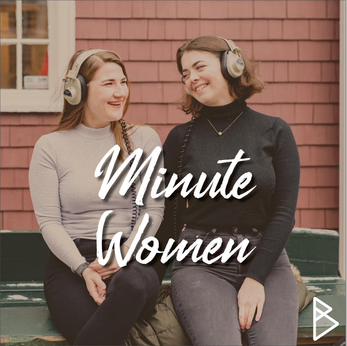Minute Women show art