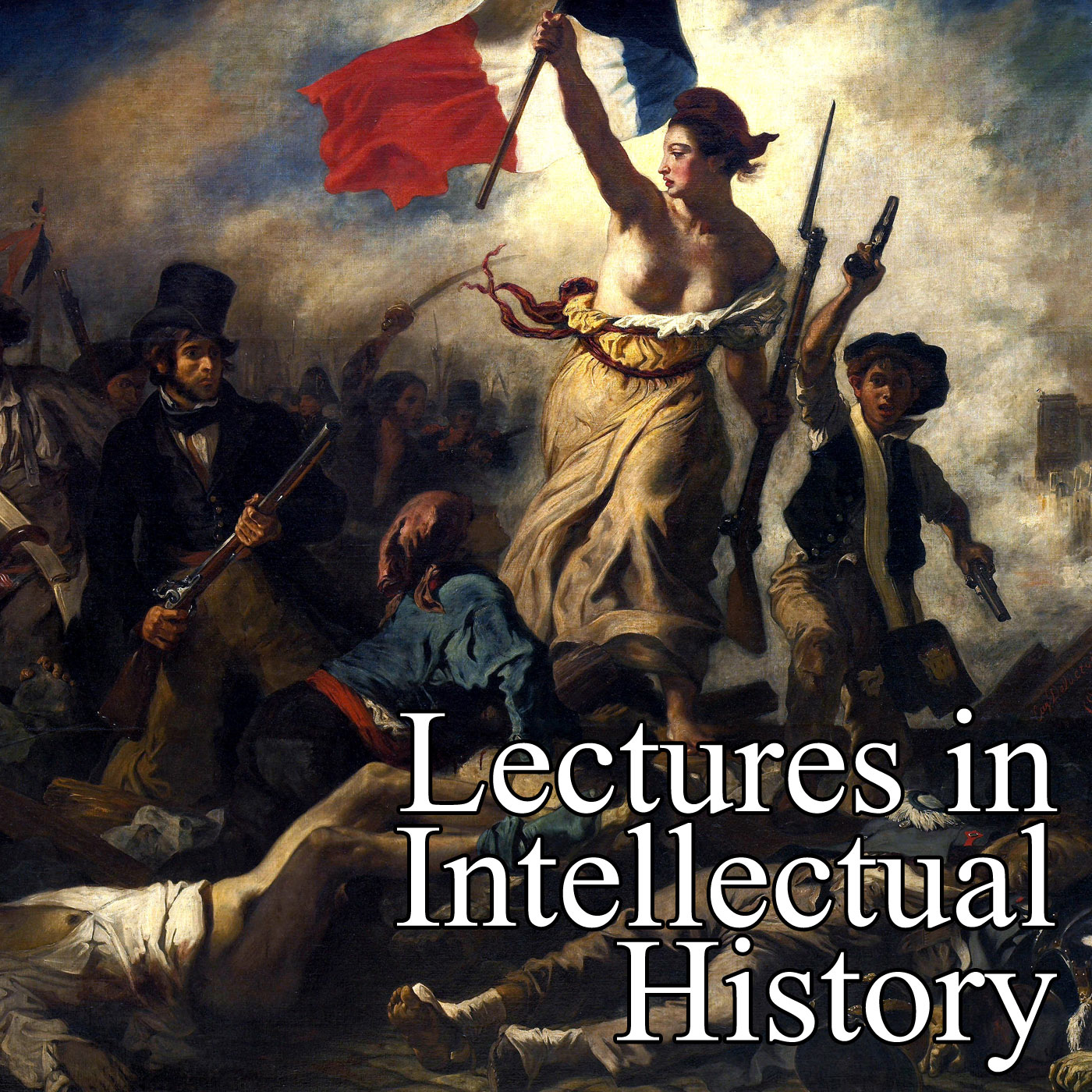 Artwork for Iain McDaniel - Writing the Intellectual History of Caesarism in the era of the Franco-Prussian War