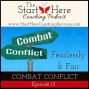 Artwork for Combat Conflict Fearlessly and Fair