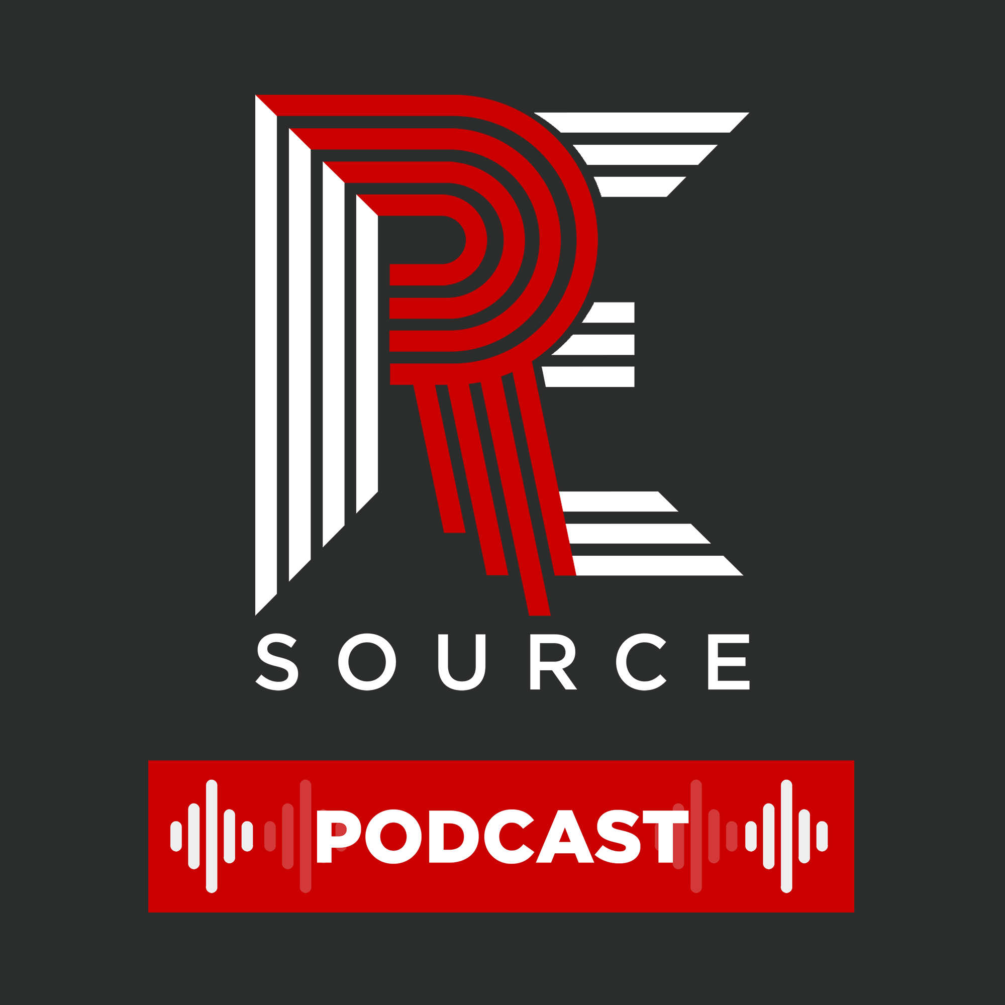 theREsource podcast show art