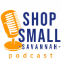Artwork for Decie Odom with United Webworks Talks w Tersh about Shopping Small in Savannah
