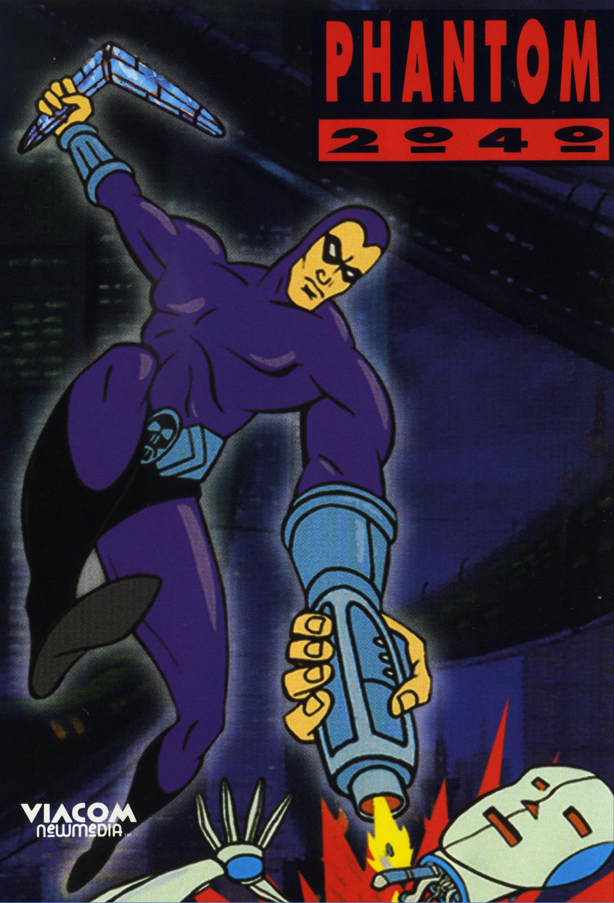 Back in Toons: Phantom 2040