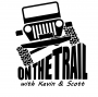 Artwork for Show #122 Flat towing a Jeep with a RV.