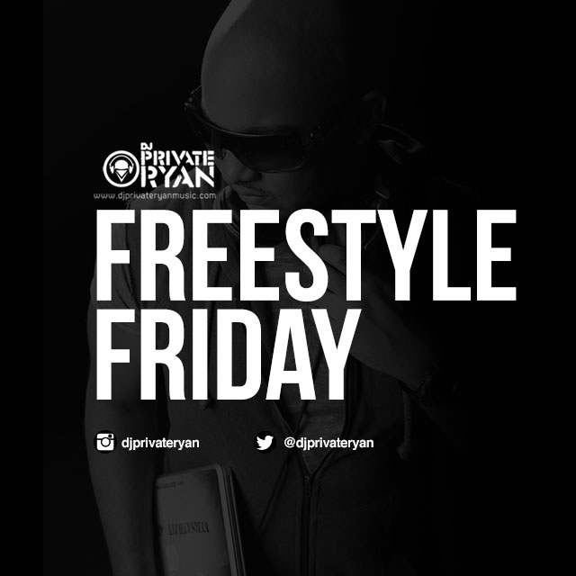 Private Ryan Presents Freestyle Friday (Break the Office Chair Headphone Party) RAW