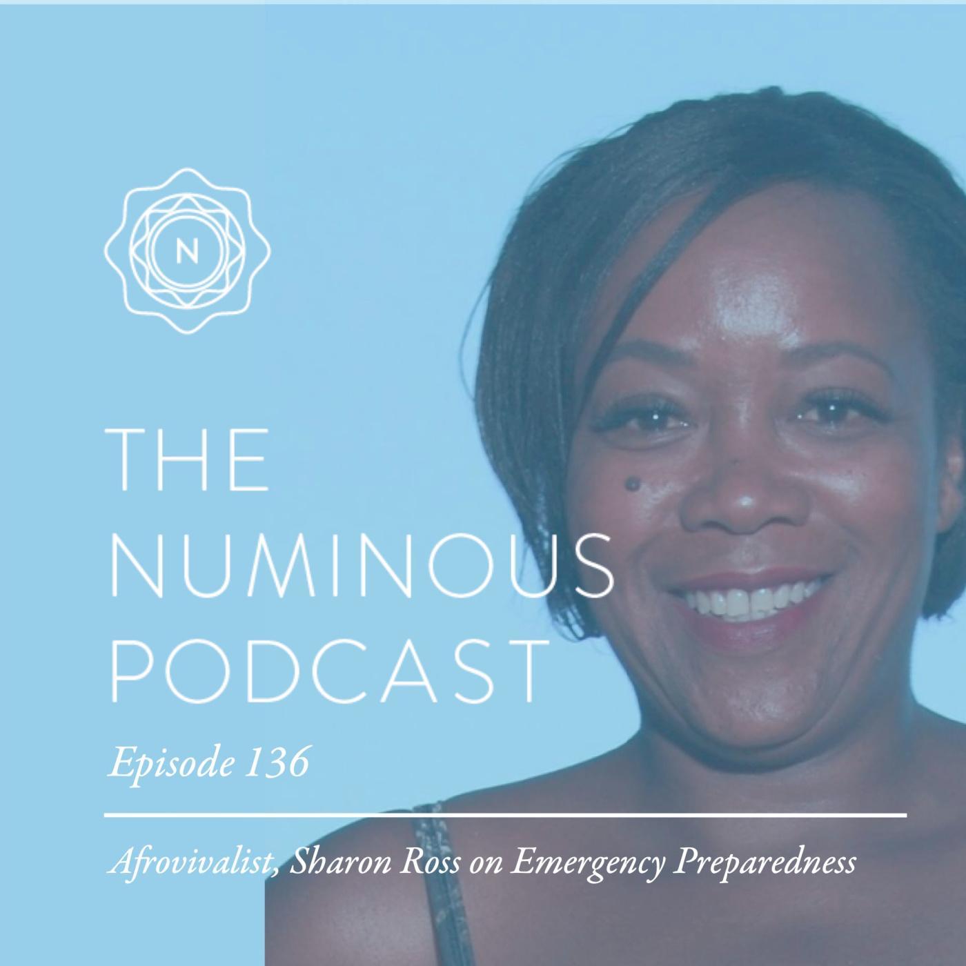 TNP137 Sharon Ross Afrovivalist on Emergency Preparedness