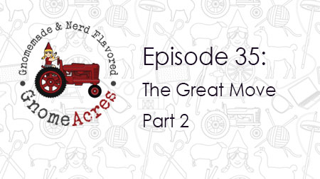 The Great Move Part 2 (Episode 35)