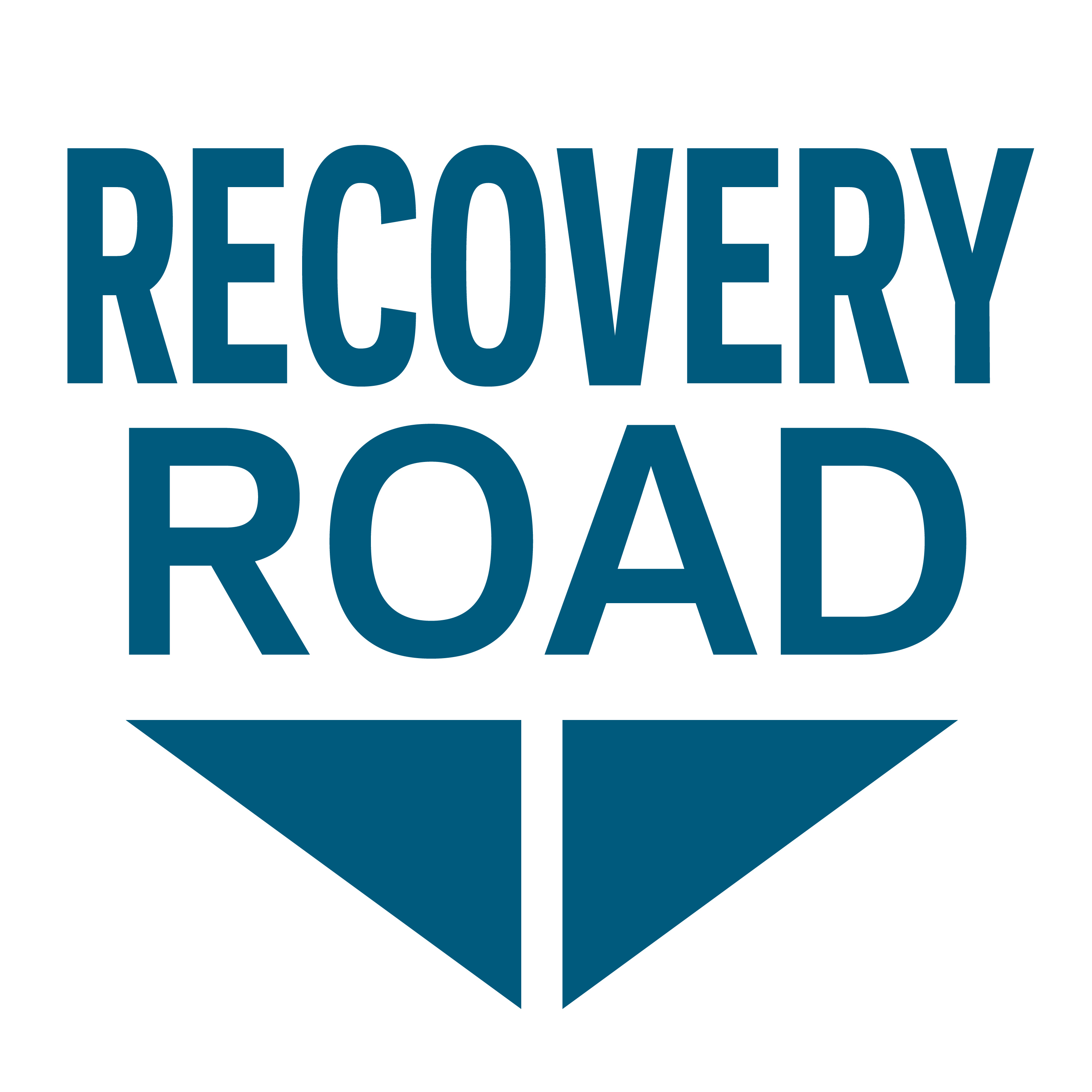 Recovery Road show art