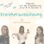 Artwork for Erzieherausbildung - Interview mit Alice und Jenny