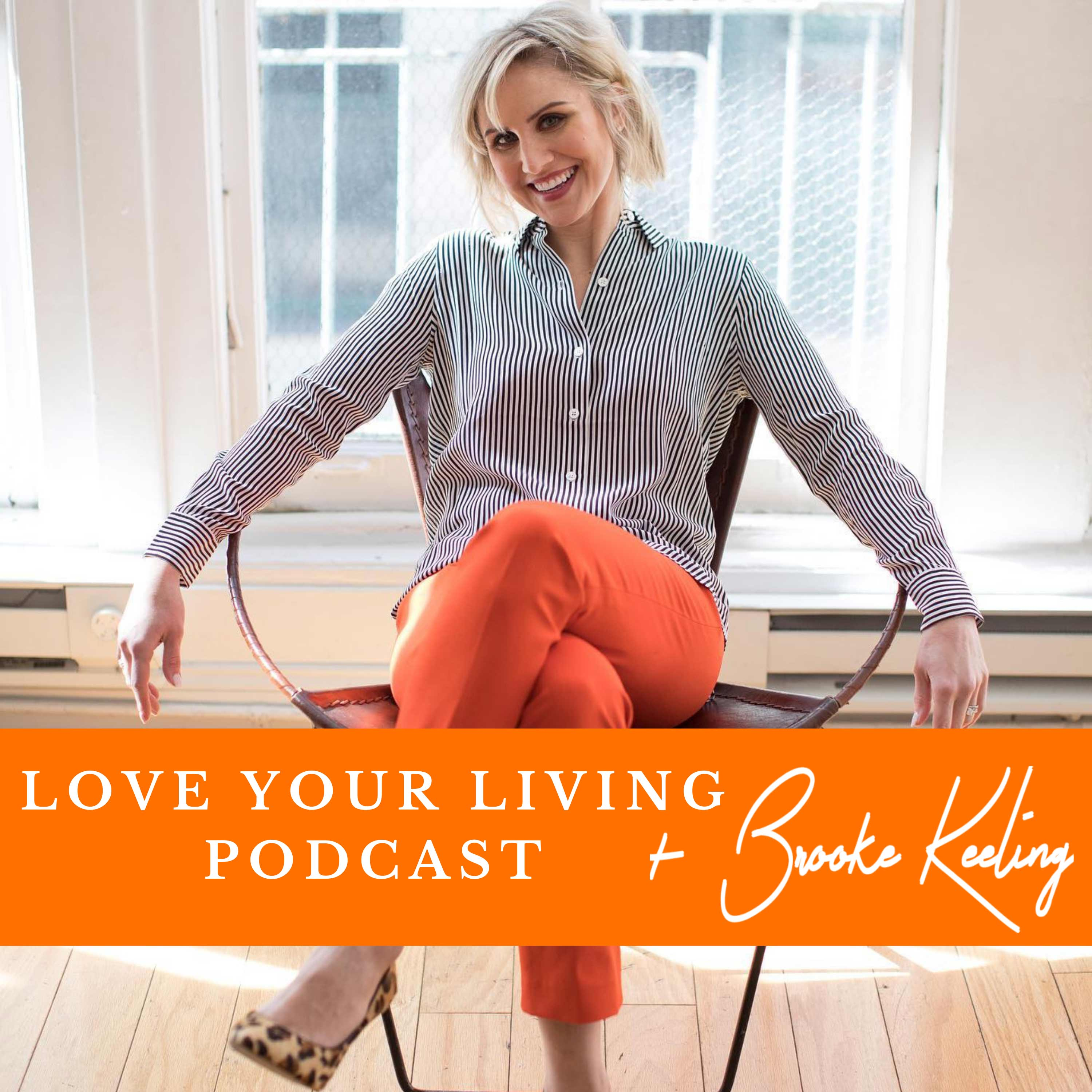 Love Your Living show art