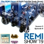 Artwork for S03E08 - The REMI Show: A fresh face for trade shows