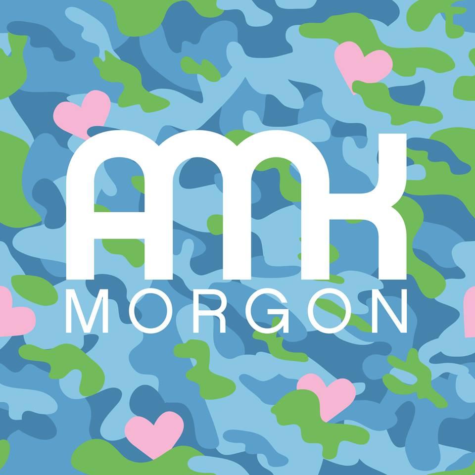 AMK Morgon show art