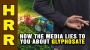 Artwork for How the media LIES to you about GLYPHOSATE herbicide