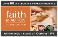 Faith in Action! - Detour