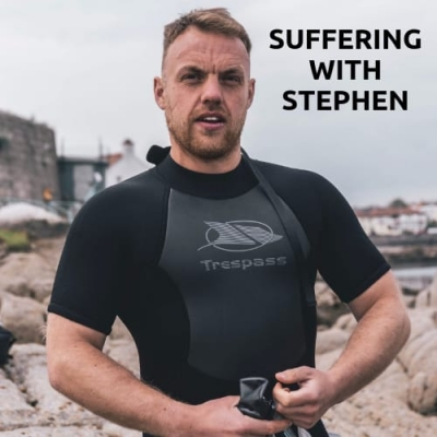 Suffering with Stephen podcast show image