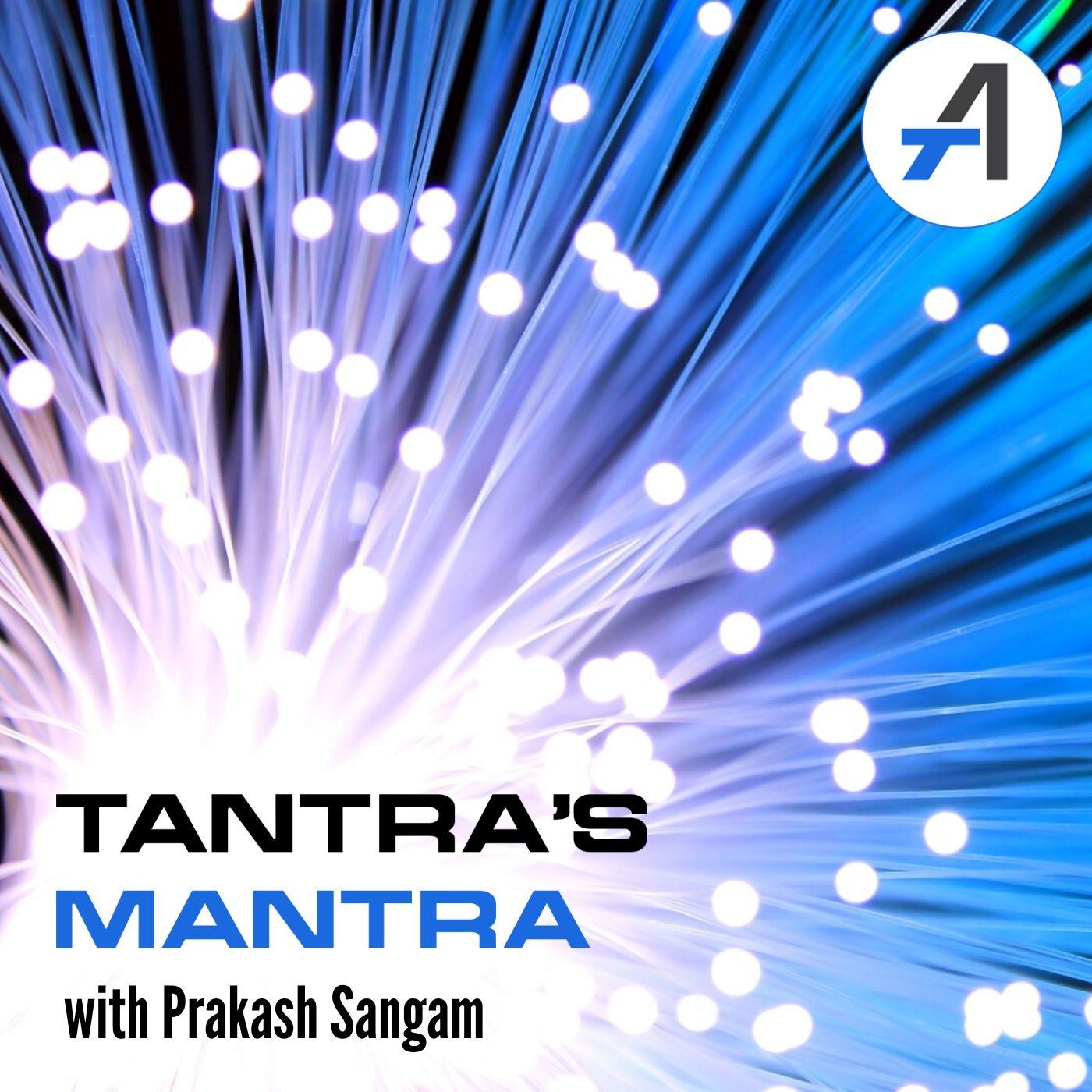 Tantra's Mantra with Prakash Sangam show art
