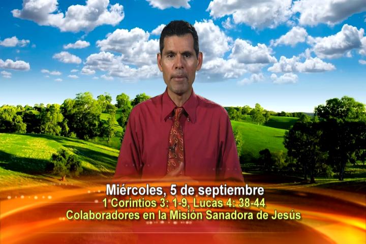 """Artwork for Dios te Habla con Jose Luis Elias;    Tema el hoy: """"Colaboradores en la Misión Sanadora de Jesús"""""""