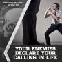 Artwork for #DOUGCAST Your Enemies Declare Your Calling In Life